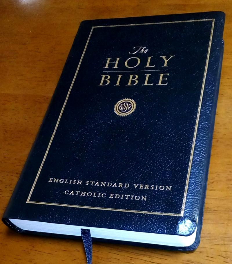 English Standard Version Catholic Edition (ESV-CE)