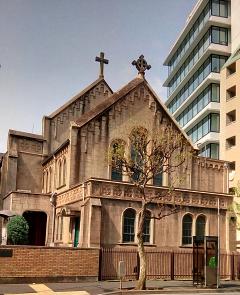 Kanda church