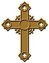 Kirishitan cross
