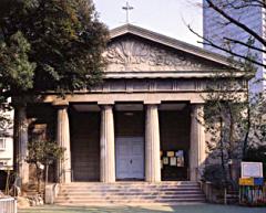 Tsukiji church