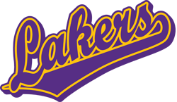 Team pride lakers team script logo lakers team logo in purple and gold voltagebd Images