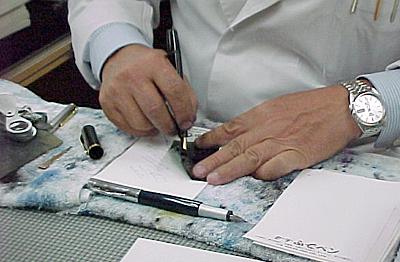 Sailor's Pen Doctor, Mr  Kawaguchi